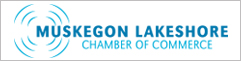 Muskegon Lakeshore Chamber of Commerce Logo