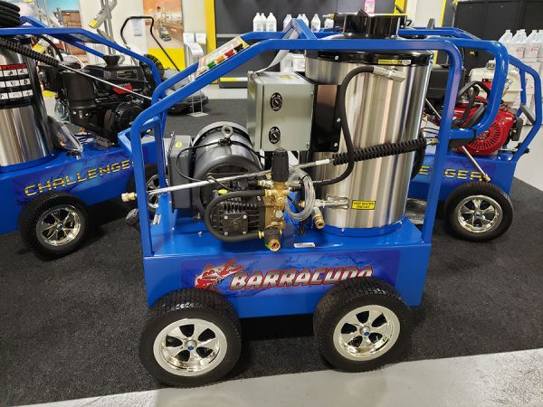 barracuda pressure washer