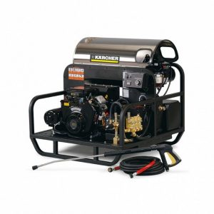 Liberty Hot Water Gasoline/Diesel Powered Skid